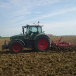 Fendt 724 et Steeno